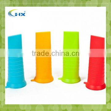G-2013 New Design Sedex Audit Factory Colorful Silicone Ice Pop Maker