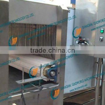 Hot sale Full-Automatic water spray cooling Tunnel with conveyor