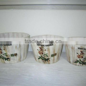 European classical decorative detachable flower pot