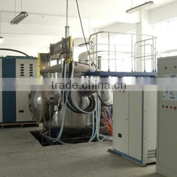Vacuum induction levitation melting equipment