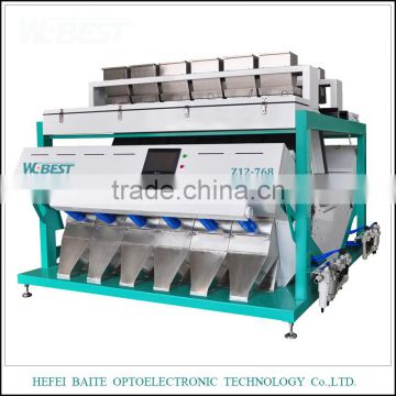 Hot sale and prefect quality color sorting machine for Quarz Sand