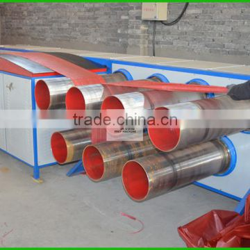 Pp Strapping Packing Twine Extrusion Split Film Machine