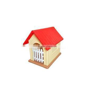 plastic house for cat plastic dog cage with feather