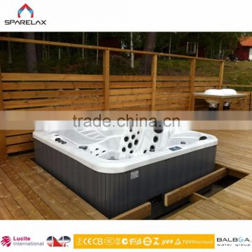 High Quality Freestanding Pool Outdoor Whirlpool