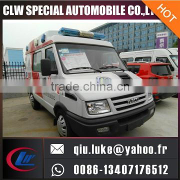Multifunctional 4x4 military ambulance with high quality