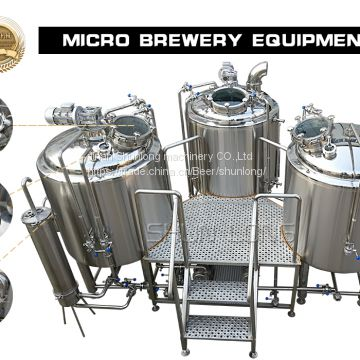 500l 800l 1000l 2000l 3000l 5000l beer brewery equipment