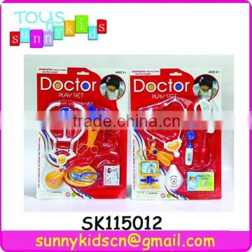 kids doctor play set with high quality