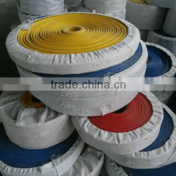 "2"" inch pvc layflat hose for irrigation from factory"
