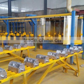 material handling equipment-- permanent magnetic lifter