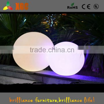 led crystal magic ball light, led glowing tree ball