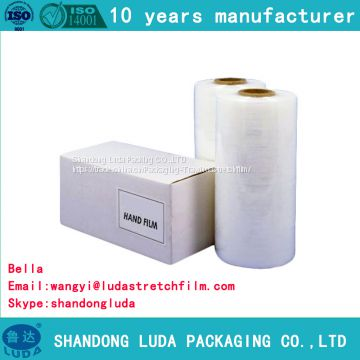 various customized packaging Stretch wrap film production process