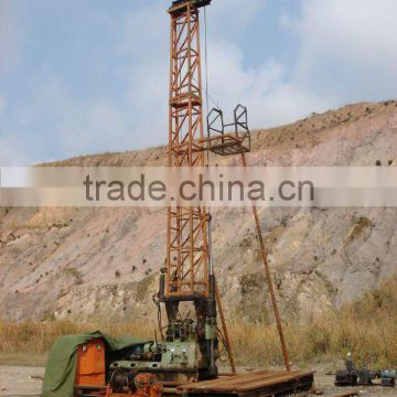 100M Drilling Depth, Deutz Diesel for Power, Wireline Spindle Type Core Drill, HF-44T