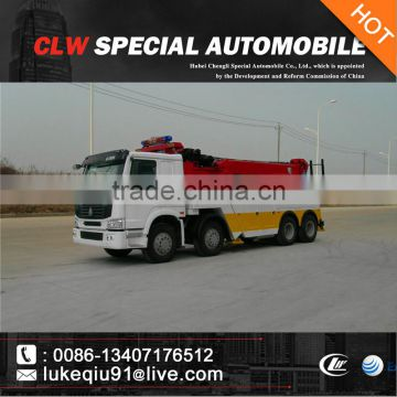 hot sale heavy duty tow wrecker truck