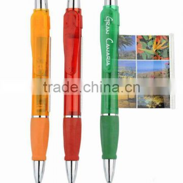 cheap retractable banner ball pen