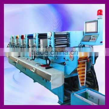 CH-280 rich experience china factory label printing machine producer