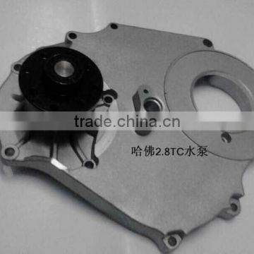 Water Pump And Pulley Housing Cover Assembly 1307100-D01 1307100-E06 Hs090802