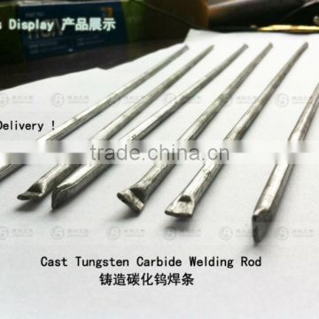 hot sale cast tungsten carbide welding rods with low price