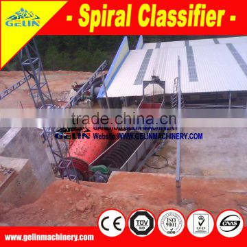 screw sand washing machine for various ores