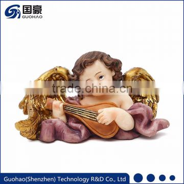 Wholesale religious ornaments welcome baby figurine wall decor