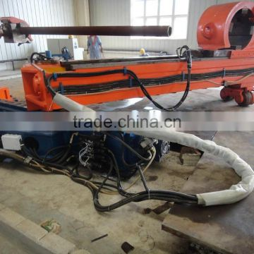 china quality teel tube pipe hot bending machine