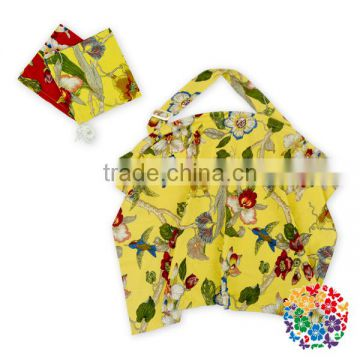 New Mothers' Nursing Cover, Breastfeeding Covers Baby Feeder Cover With Match Cotton Packaging Bag