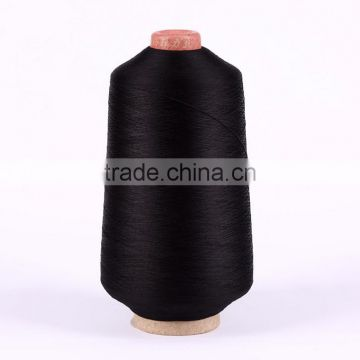 Dope Dyed Color PA 6 Filament High Elastic Nylon Yarn 100D/36F For Knitting Socks