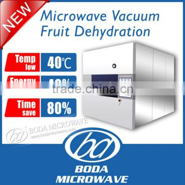 microwave drying equipment vegetables agriculture vacuum dryer machine