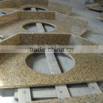 Vietnam yellow granite countertop