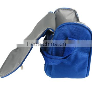 multifuctional insulate popular pp woven cooler bag