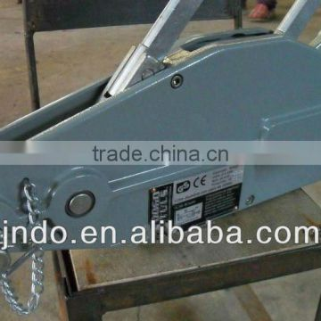easy carry ligtht wire rope tirfor hand winch