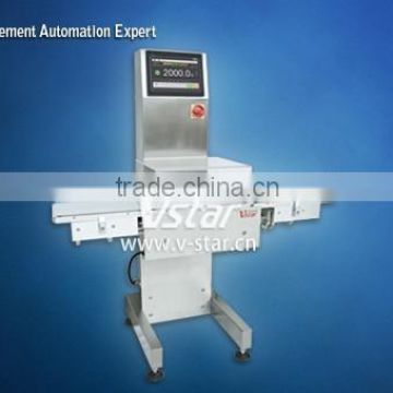 Online dynamic CheckWeigher
