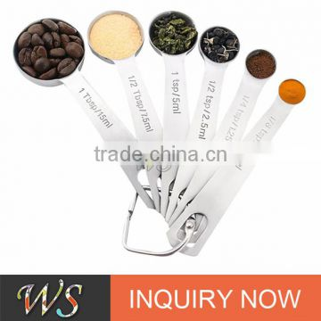 Adjustable Stainless Steel Measuring Spoon