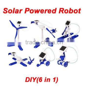 Solar robot New Solar Power Robot (6 in 1) solar robot