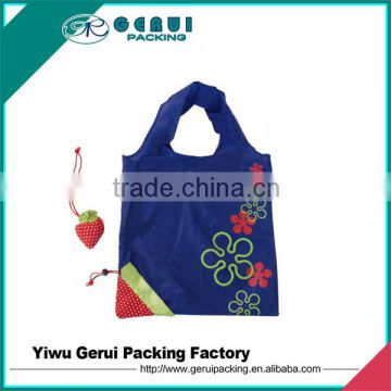 ball shape polyester folding bag,polyester folding bag in ball shape