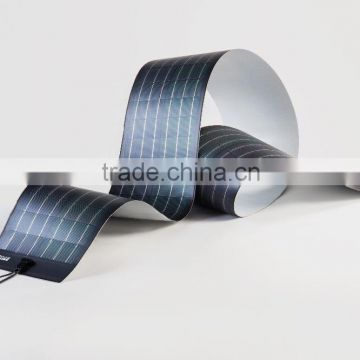 275W CIGS FLEXIBLE CIGS THIN FILM SOLAR PANELS 12.5% efficiency