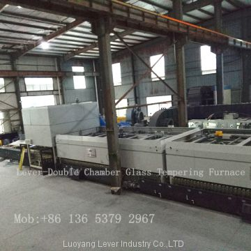 Bi-direction Flat and Bending Tempering Furnace /Glass Tempering machine