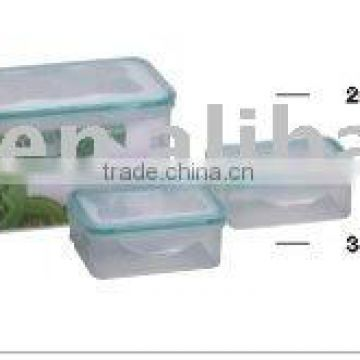 plastic airtight fresh container(th733)
