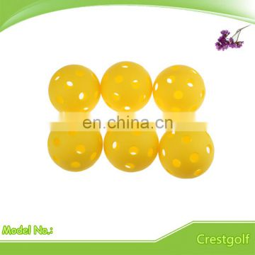 Cheapest Newest Colourfull Plastic Funny Range ball