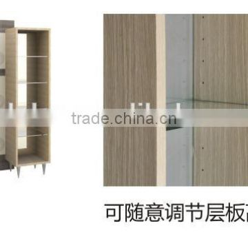 wood display useful nail salon furniture TKN-SAF53