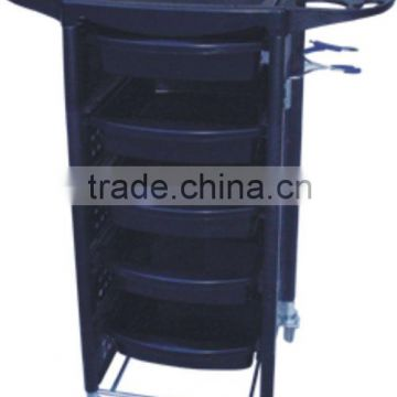 easy portable and movable salon trolley HZ2003/best selling salon trolley                                                                         Quality Choice