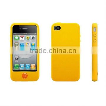 Silicone cover for iphone