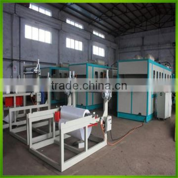 Small model PS Foam Cake Tray Making Machine