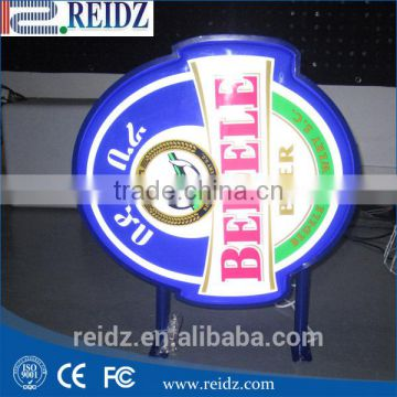 Acrylic Customized Lighting Box Advertising Board
