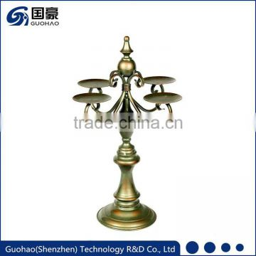OEM latest Chinese supplier hanging glass tealight holder