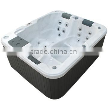 manufacturer of low price outdoor hot tub SPA mini indoor bathtub for 2 people