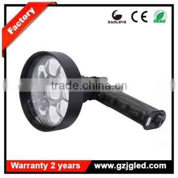 cree 27w rechargeable handheld searchlight