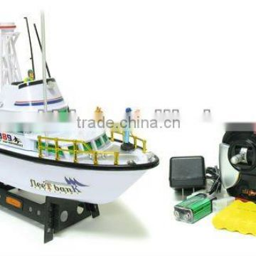 RC Trawler Boat Electric RC boat