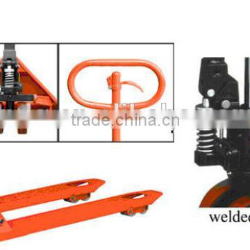 CE certification 2 ton hydraulic pallet truck