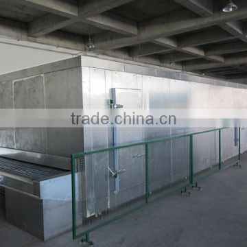 Fruits Tunnel Freezer