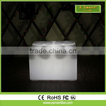 fashionable light led tray table lamp for promotion